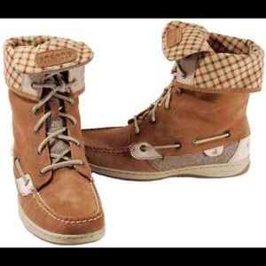 Sperry Ladyfish Boots